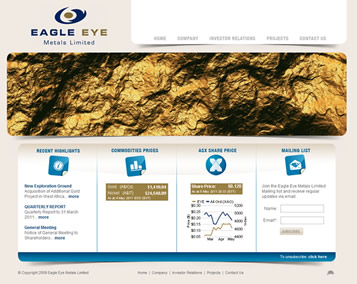 Eagle Eye Metals