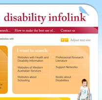 Disability Infolink