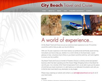 City Beach Travel