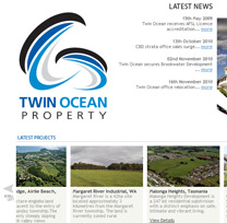 Twin Ocean Property
