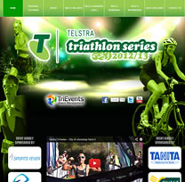 Telstra Triathlon Series