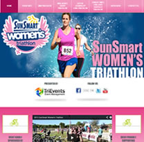 SunSmart Womens Triathlon