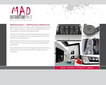 MAD Distribution